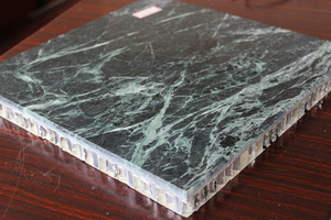 Stone Al-honeycomb panel YG-8026