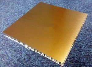 Al-honeycomb panel YG-7001