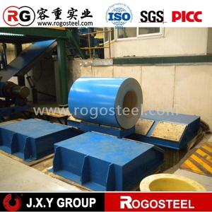 coated ppgi galvanized steel