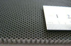 Micro-porous Al-honeycomb YG 2132