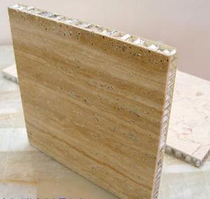 Stone Al-honeycomb panel YG-8013