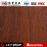 0.12mm -5.0mm thickness wooden color steel